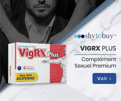 Complément sexuel premium