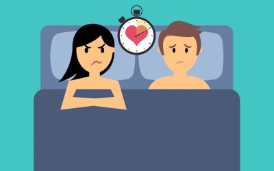 Éjaculation précoce : 3 exercices efficaces contre ce trouble !